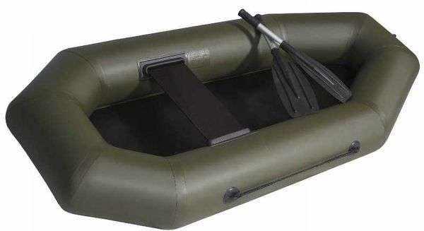 Лодка ПВХ одноместная Лоцман С-200