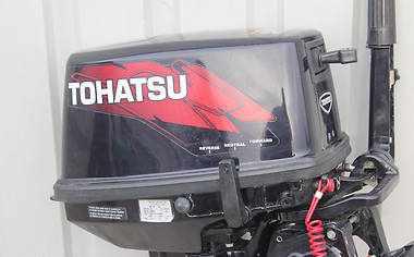 TOHATSU M 9.8