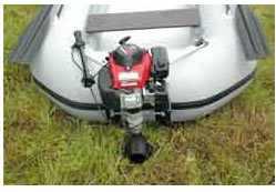 надёжный мотор Кальмар