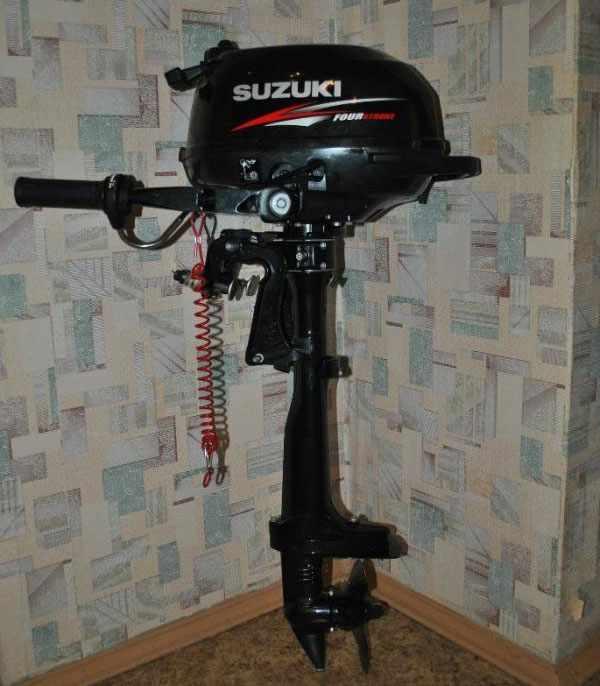 мотор Suzuki 2.5